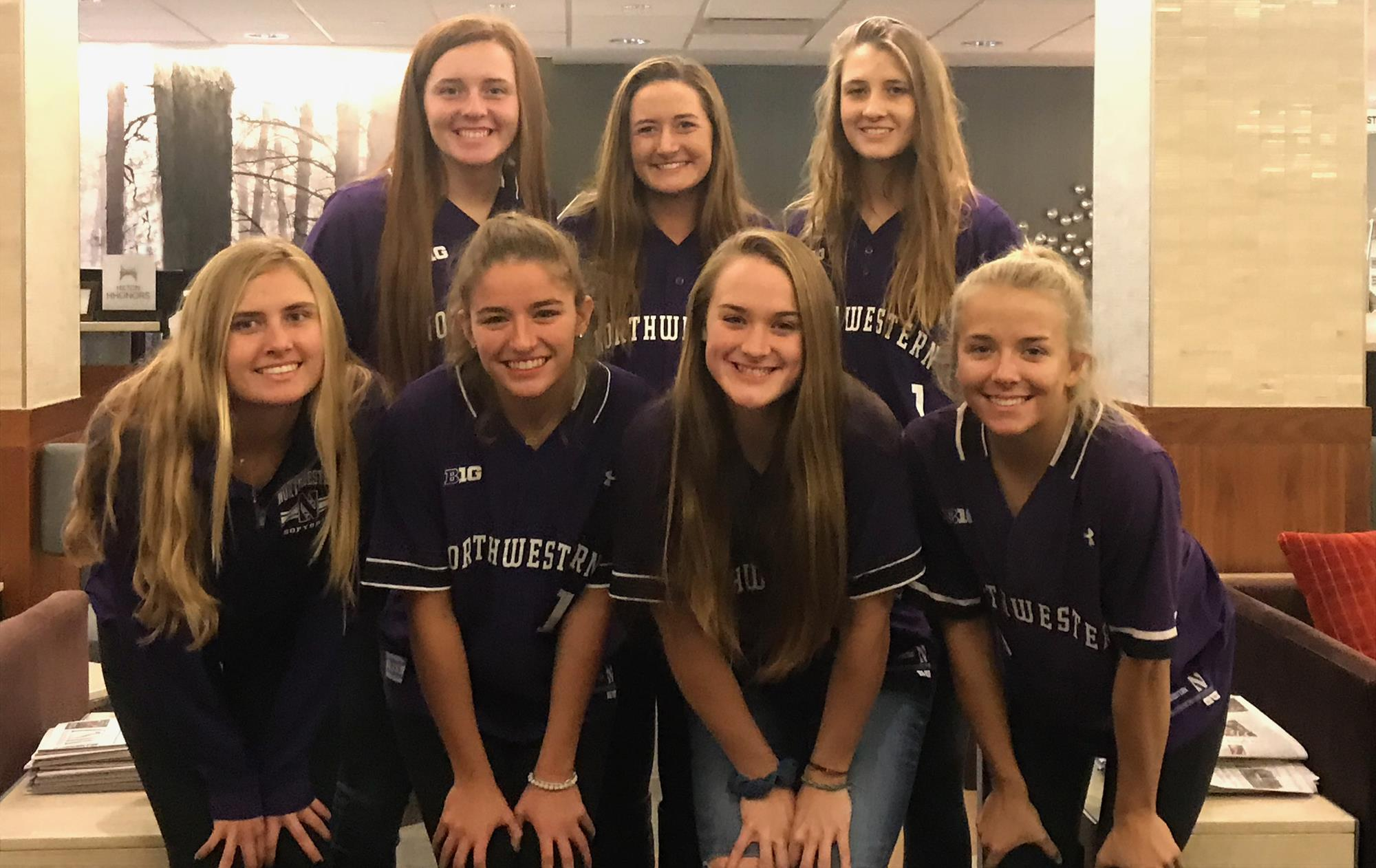 NU Announces Nation's 9th-Ranked Class of 2022 - Northwestern