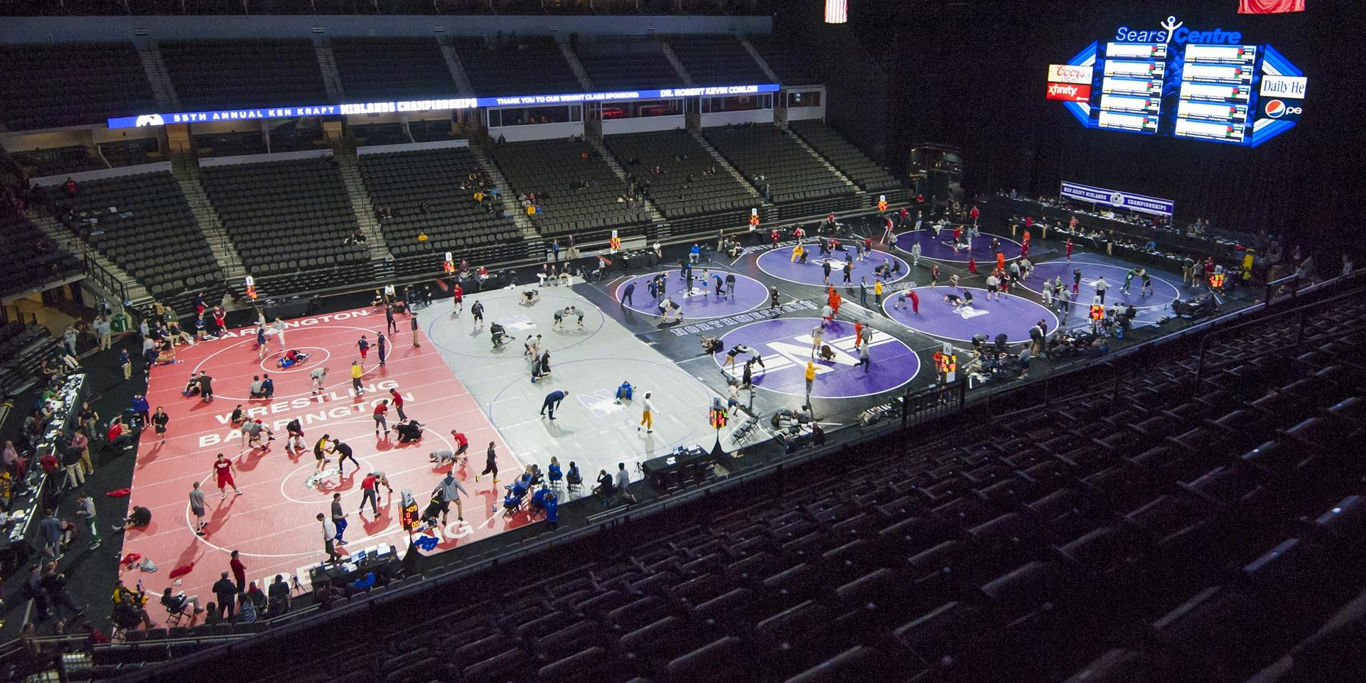Tickets On Sale for 56th Annual Midlands Championships
