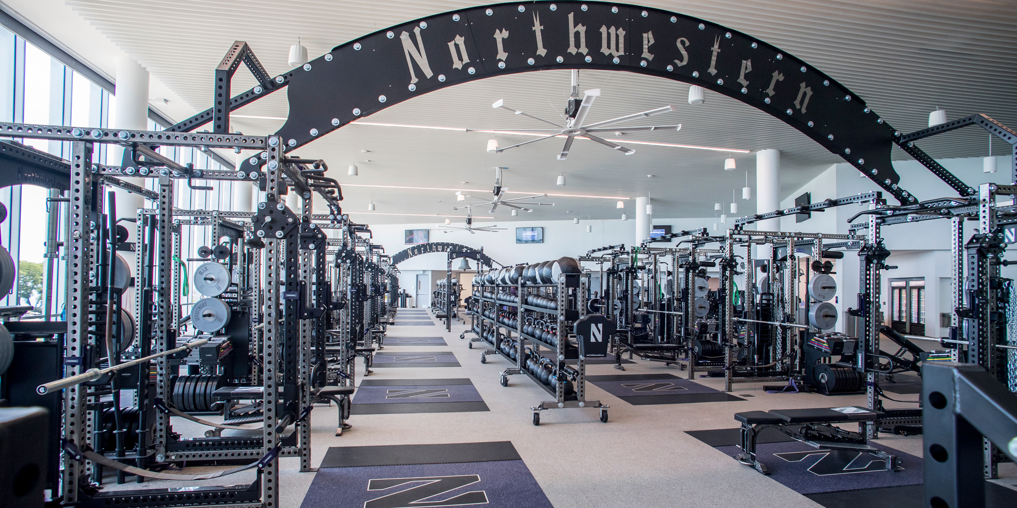 Welcome To The Walter Athletics Center - Northwestern