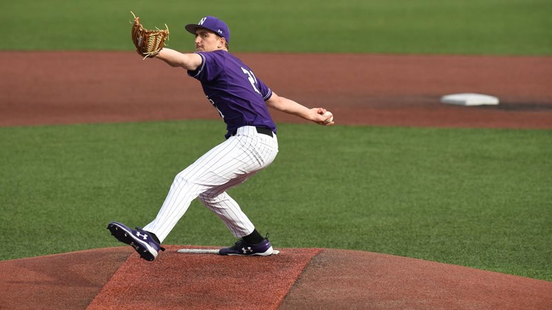 Northwestern Drops Game Two to Omaha